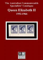 Australian Commonwealth Specialists Catalogue (Brusden White) Queen Elizabeth II Pre-decimal 2019
